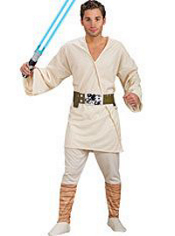 Star Wars Luke Skywalker Costume Adult
