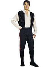 Star Wars Han Solo Costume Adult