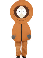 South Park Kenny Costume Teen Boys