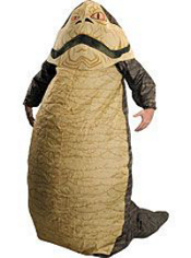 Star Wars Jabba the Hutt Costume Adult