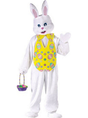 Adult Bunny Suit Easter Bunny Costume