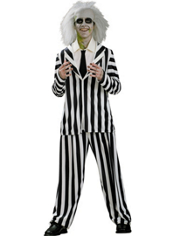 Beetlejuice Costume Teen Boys
