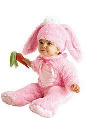 Precious Rabbit Costume Baby