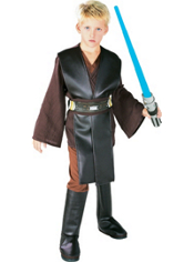 Star Wars Anakin Skywalker Costume Boys Deluxe