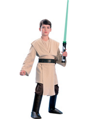Star Wars Jedi Costume Boys Deluxe