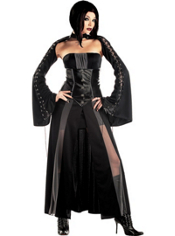 Baroness Von Bloodshed Vampire Costume Adult