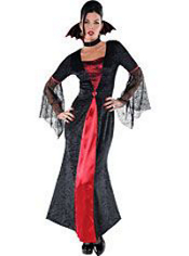 Countess Vampiretta Vampire Costume Adult
