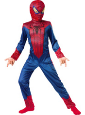 The Amazing Spider-Man Costume Boys