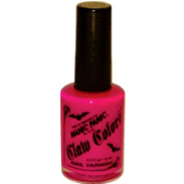 Manic Panic Electric Flamingo Nail Polish