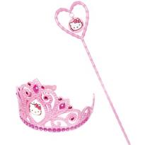 Hello Kitty Tiara and Wand Set