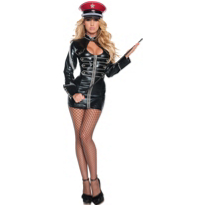 Sexy Sergeant Military Costume Adult