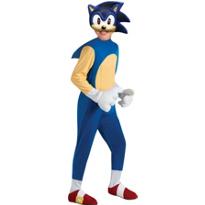 Sonic Costume Boys